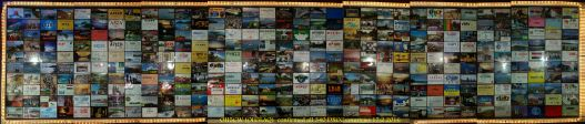 Click to enlarge  OH5CW  all 340 DXCC-card collection